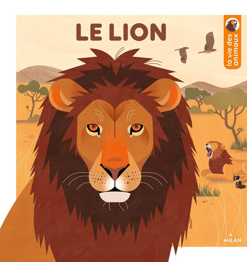 Couverture de «Le lion»