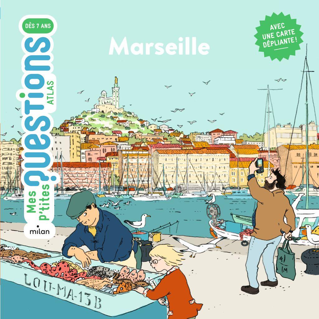 Couverture de «Marseille»