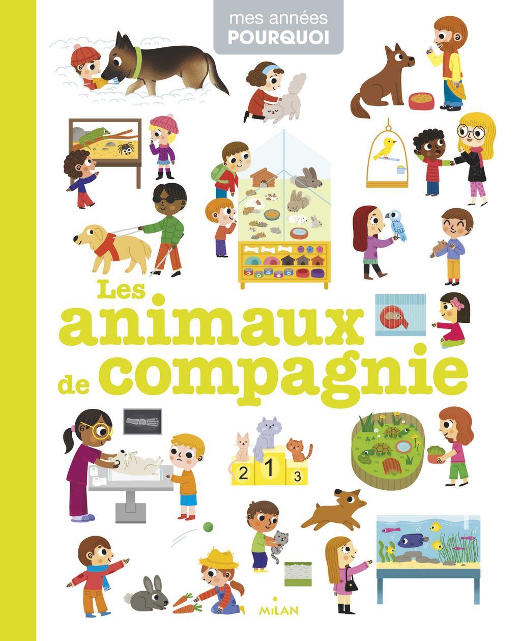 «Les animaux de compagnie» cover