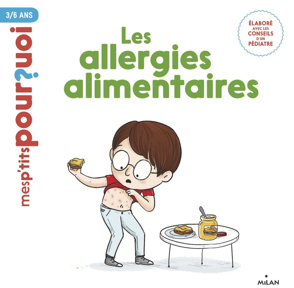 « Les allergies alimentaires » cover