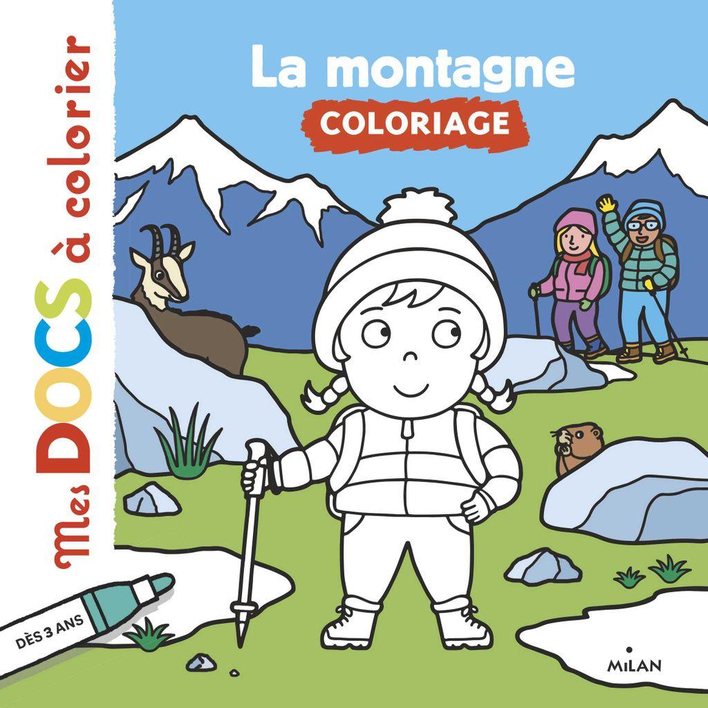 «La montagne» cover