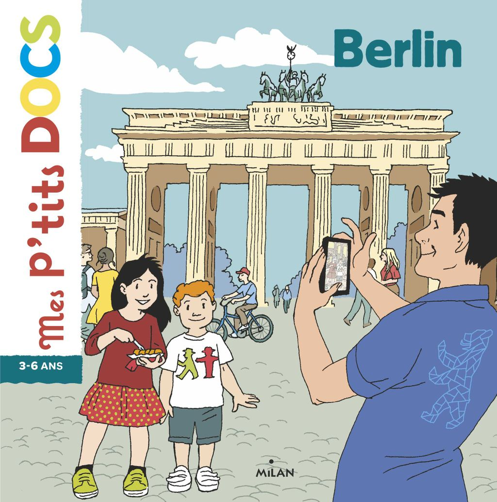 Couverture de « Berlin »