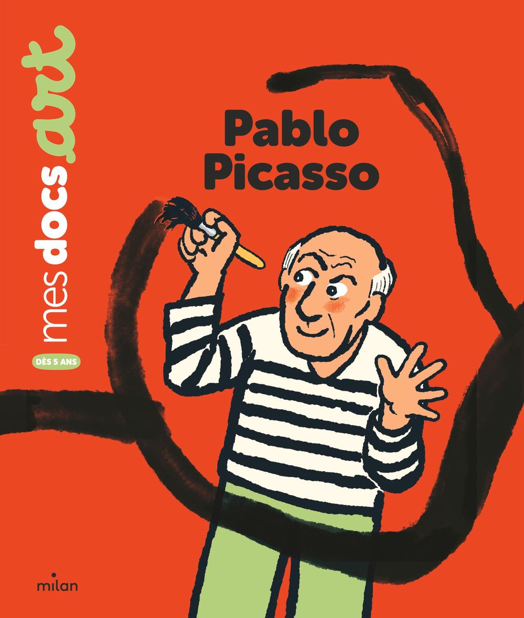 Couverture de «Pablo Picasso»