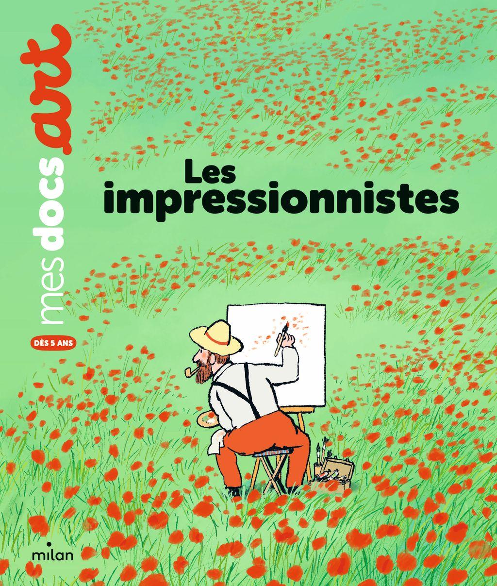 «Les impressionnistes» cover