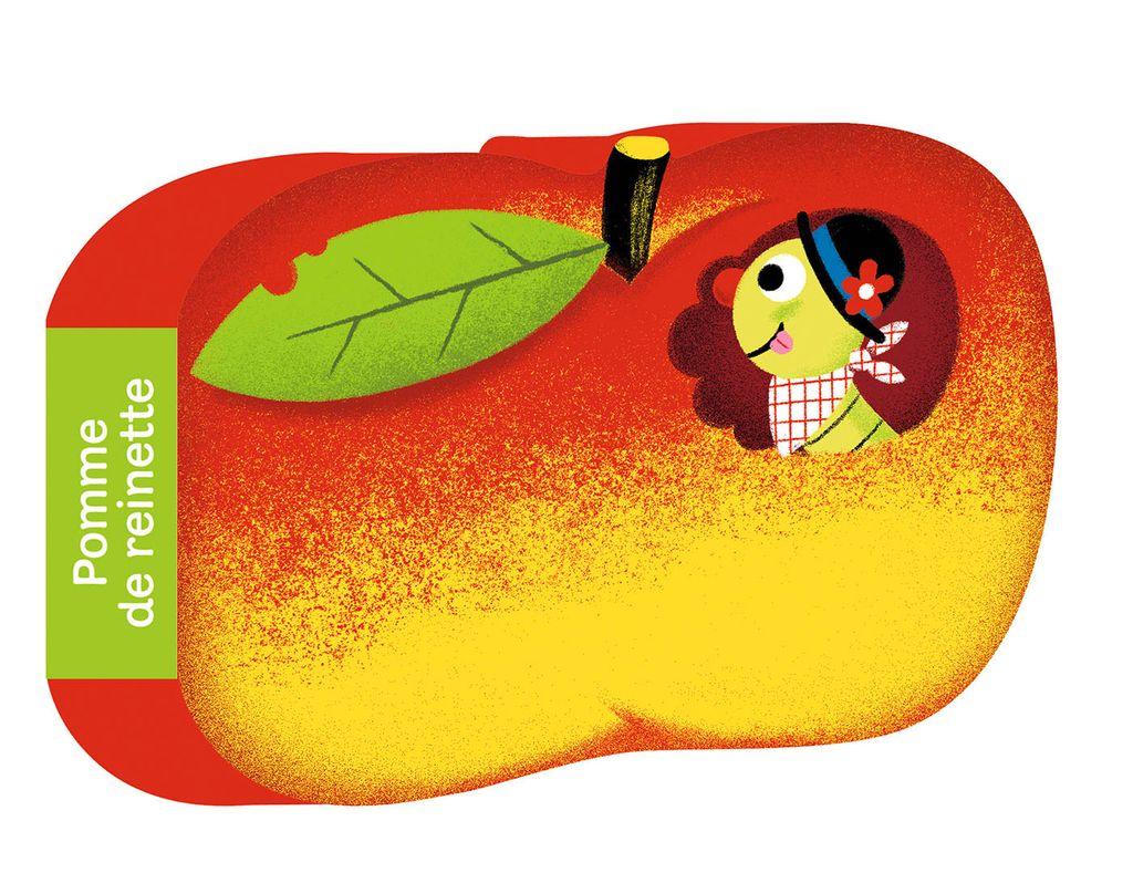 Couverture de «Pomme de reinette»
