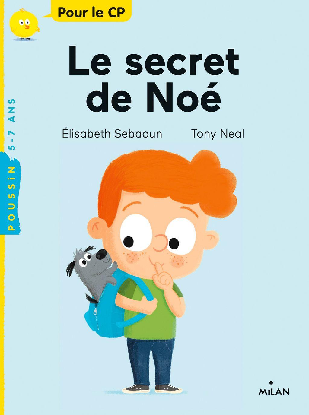 Couverture de «Le secret de Noé (reprise prime)»