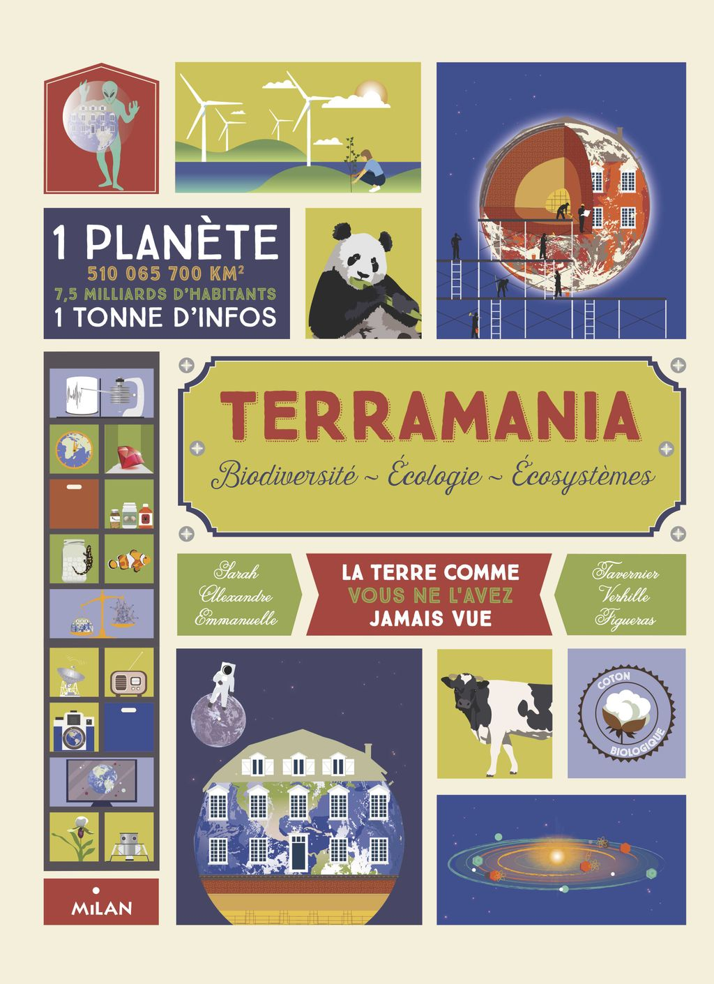 « Terramania » cover