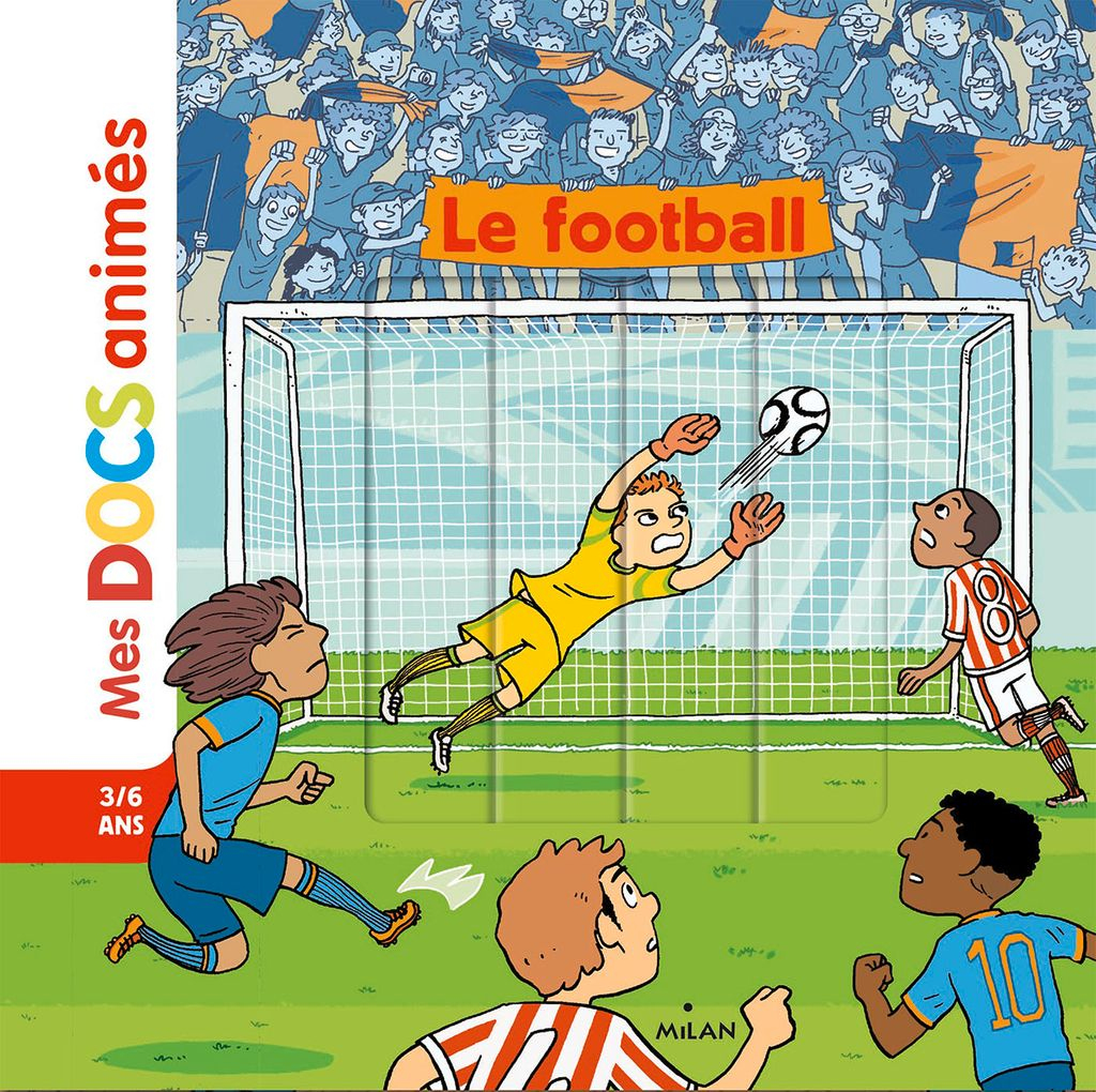 Couverture de « Le football »