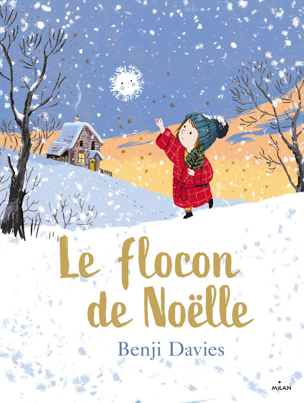 Couverture de « Le flocon de Noëlle »