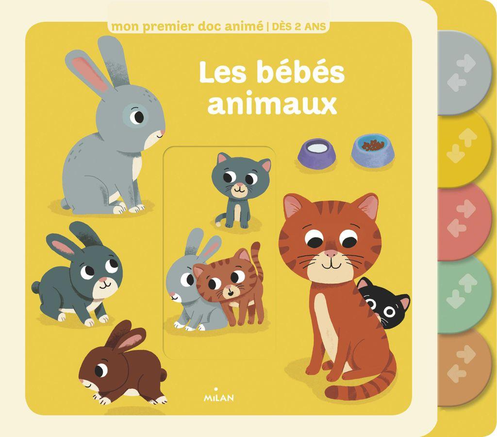 «Les bébés animaux» cover