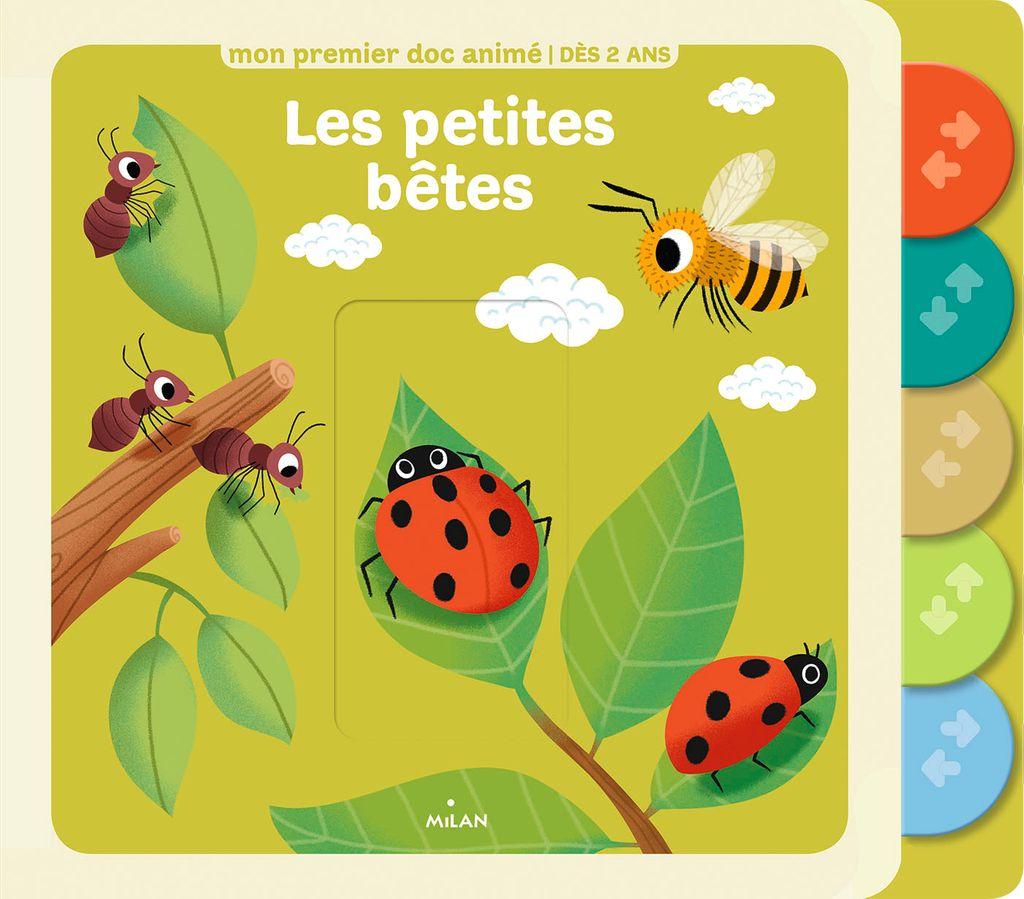«Les petites bêtes» cover