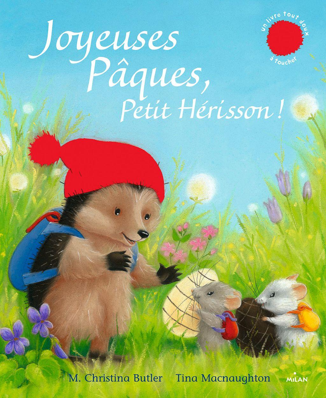 Couverture de «Joyeuses Pâques, Petit Hérisson !»