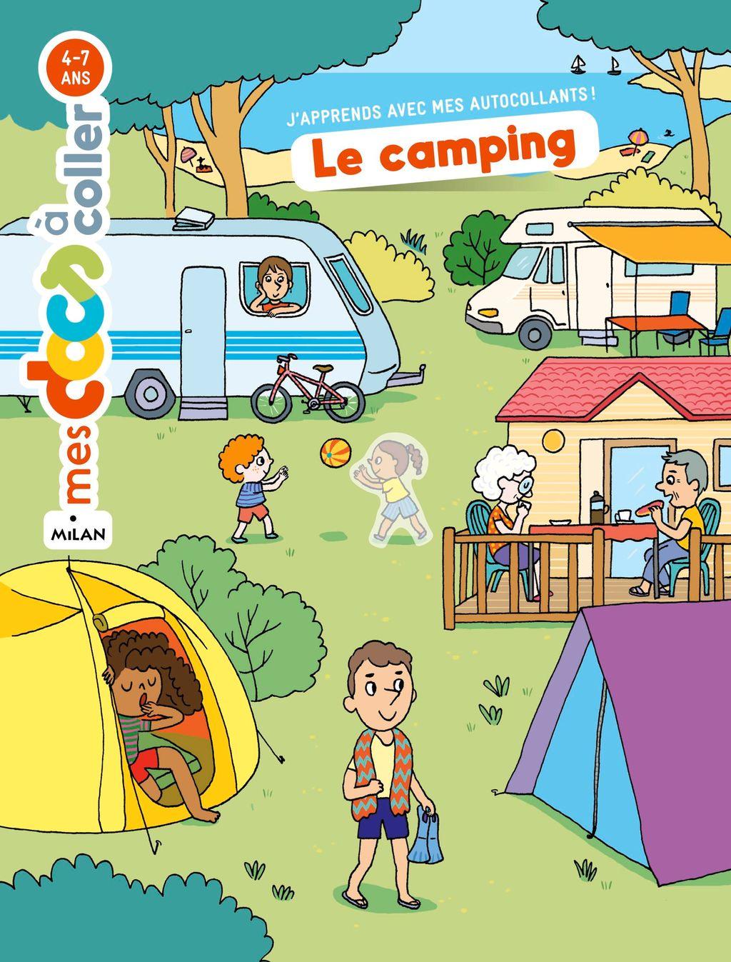 Couverture de «Le camping NE»