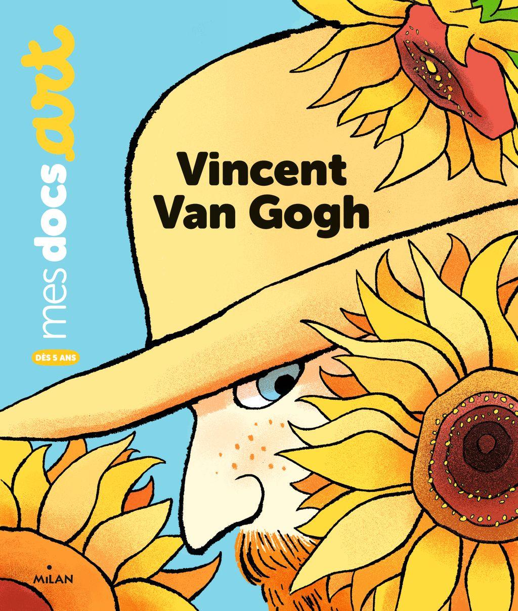 «Vincent Van Gogh» cover