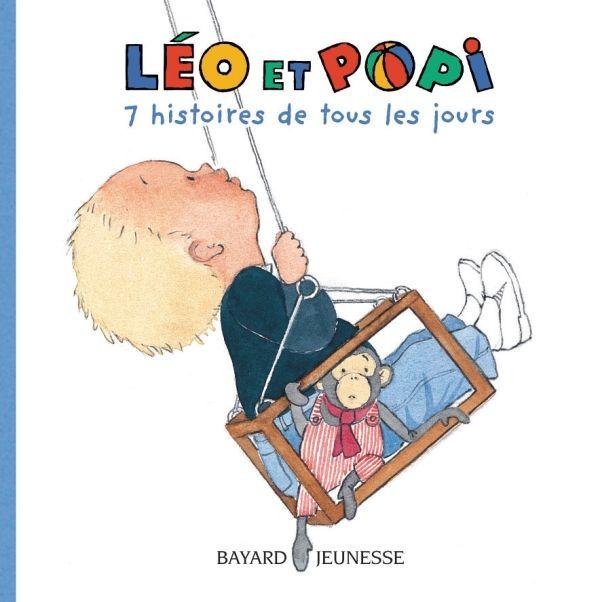 Couverture de «Léo et Popi 7 histoires de tous les jours»