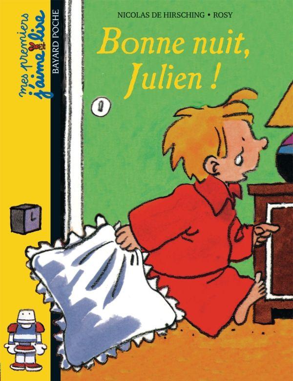 Couverture de «Bonne nuit, Julien !»