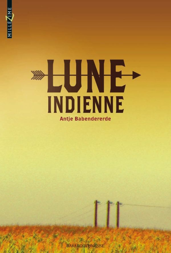 Couverture de « Lune indienne »