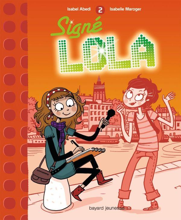 Couverture de «Signé Lola»