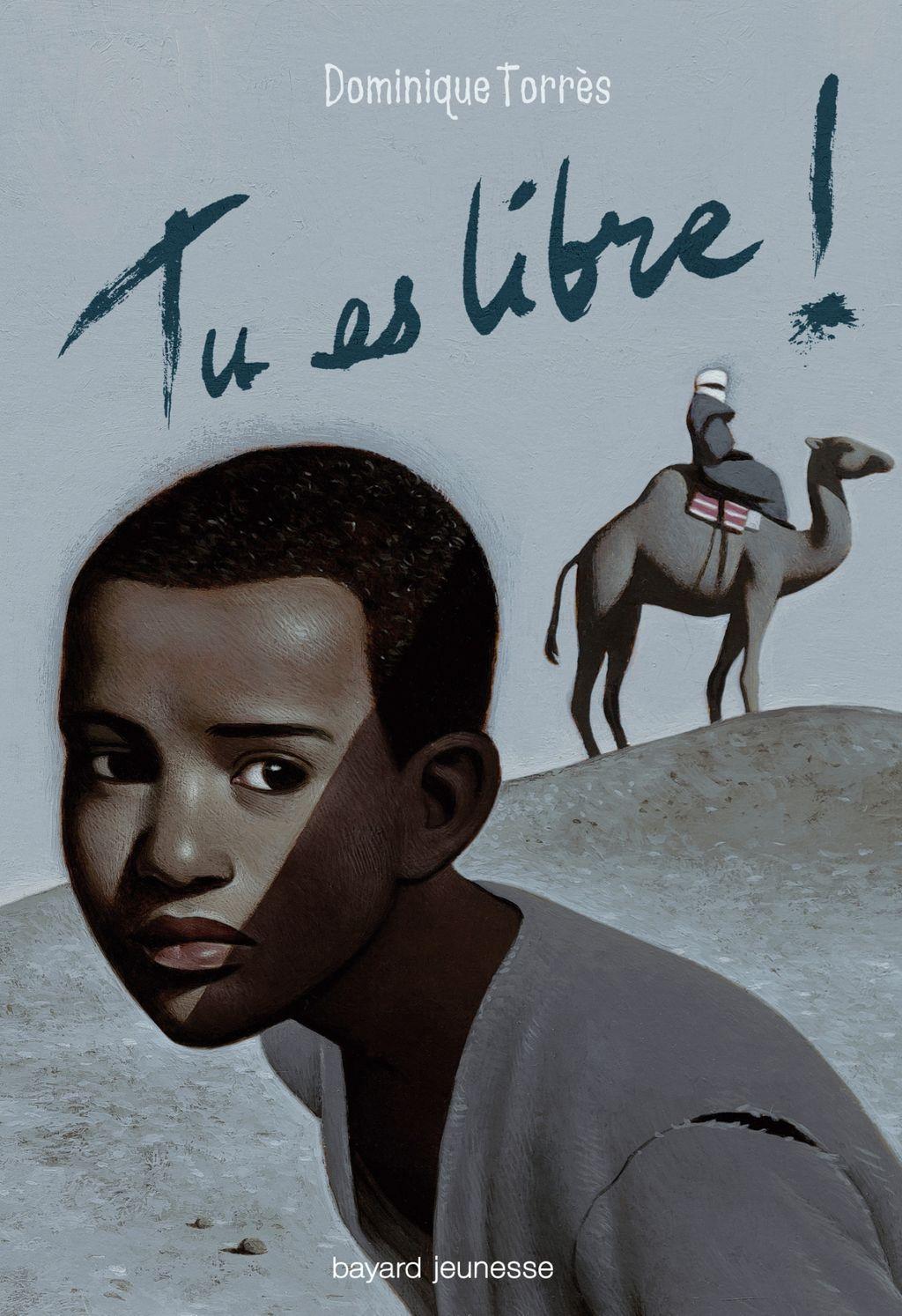 «Tu es libre !» cover