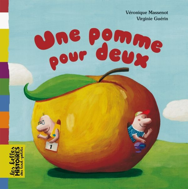 «Une pomme pour deux» cover