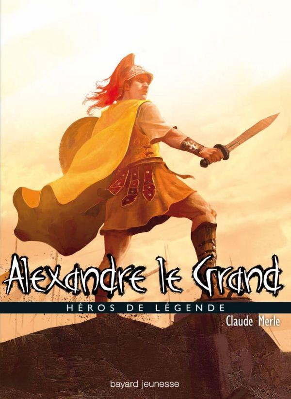 «Alexandre le Grand» cover