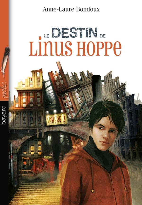 «Le destin de Linus Hoppe» cover