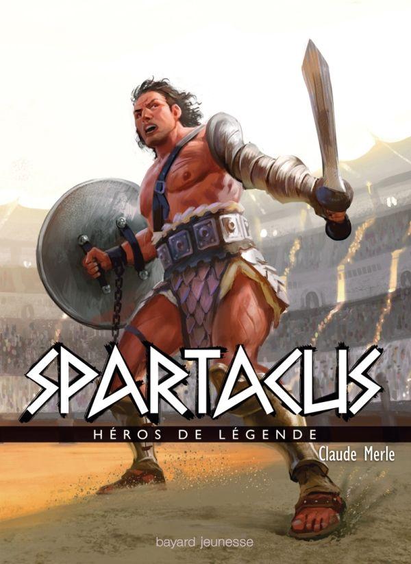 «Spartacus» cover