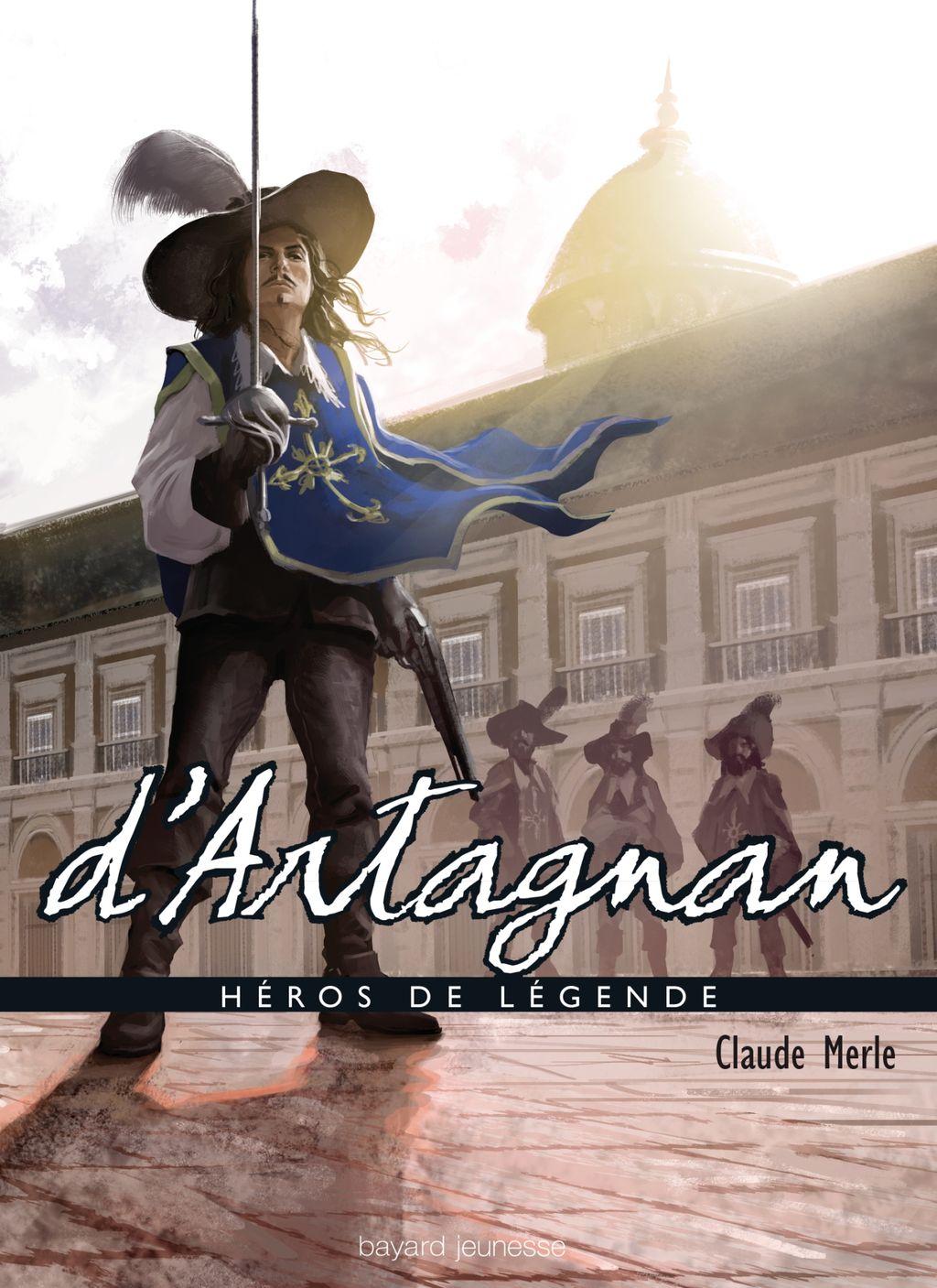 «D'Artagnan» cover