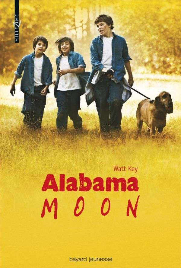 Couverture de « Alabama moon »