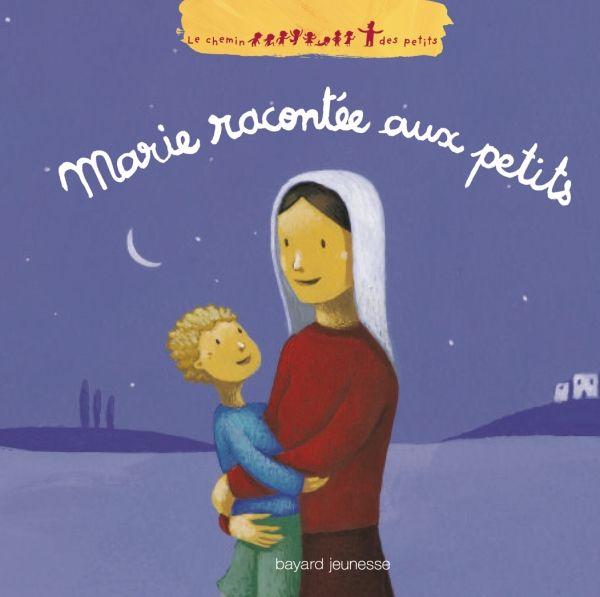 Couverture de «Marie racontée aux petits»