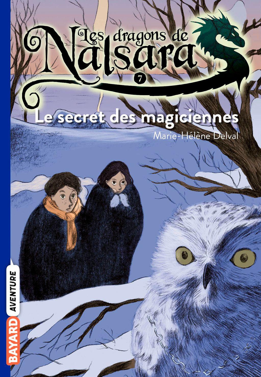 «Le secret des magiciennes» cover