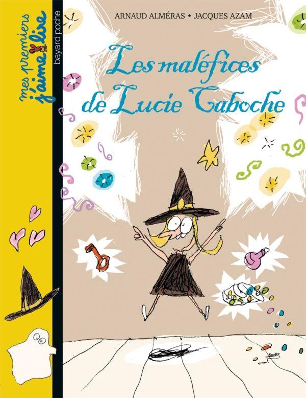 «Les maléfices de Lucie Caboche» cover