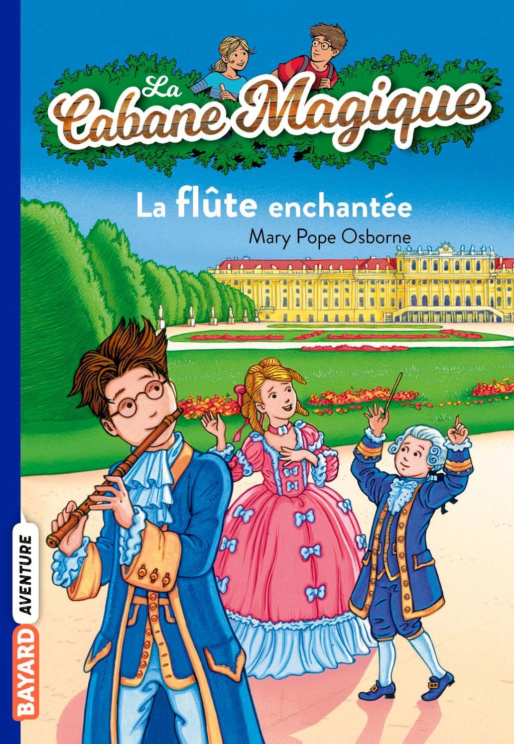 Couverture de «La flûte enchantée»
