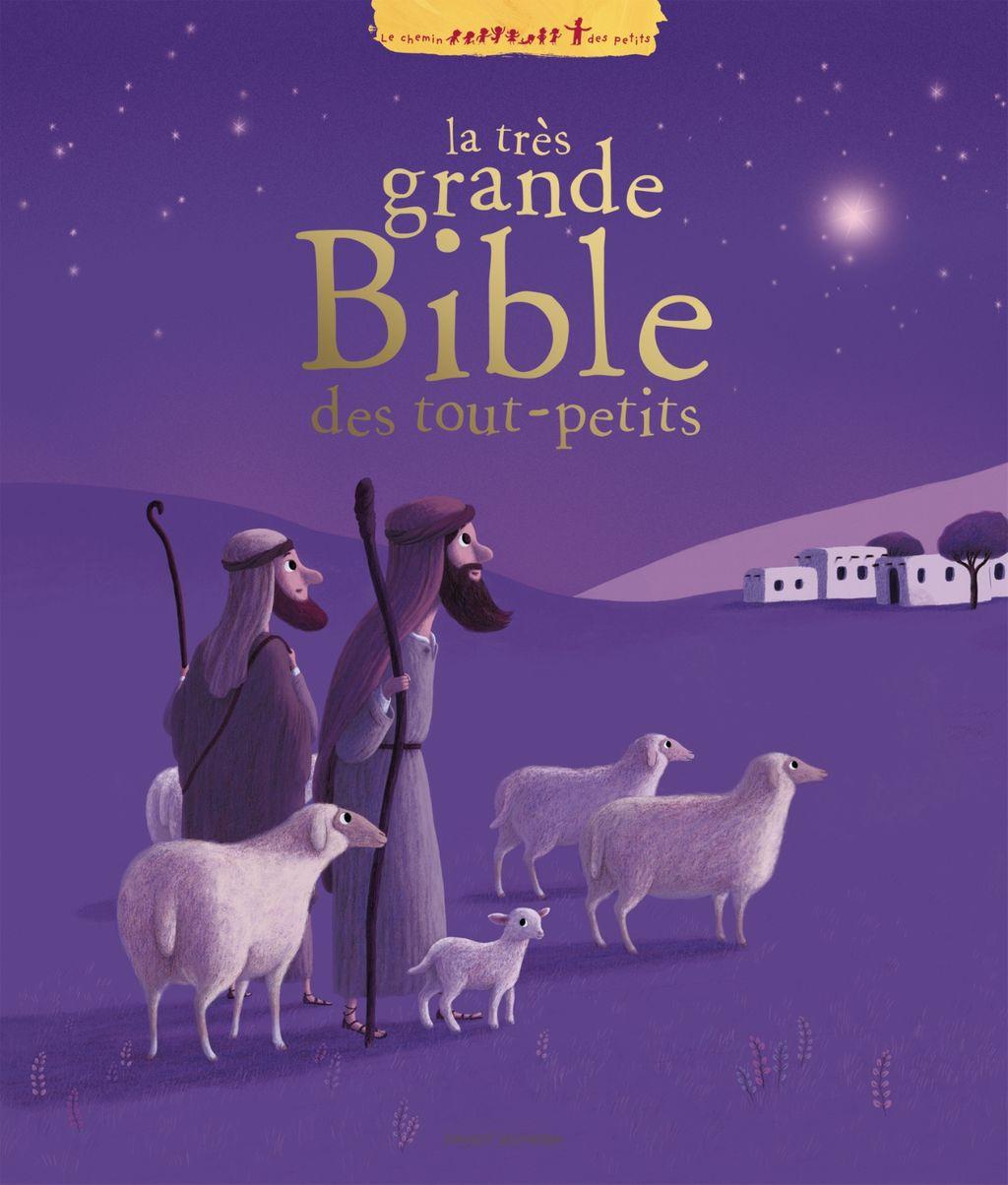 Couverture de «La très grande bible des tout-petits»