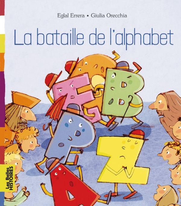 «La bataille de l'alphabet» cover