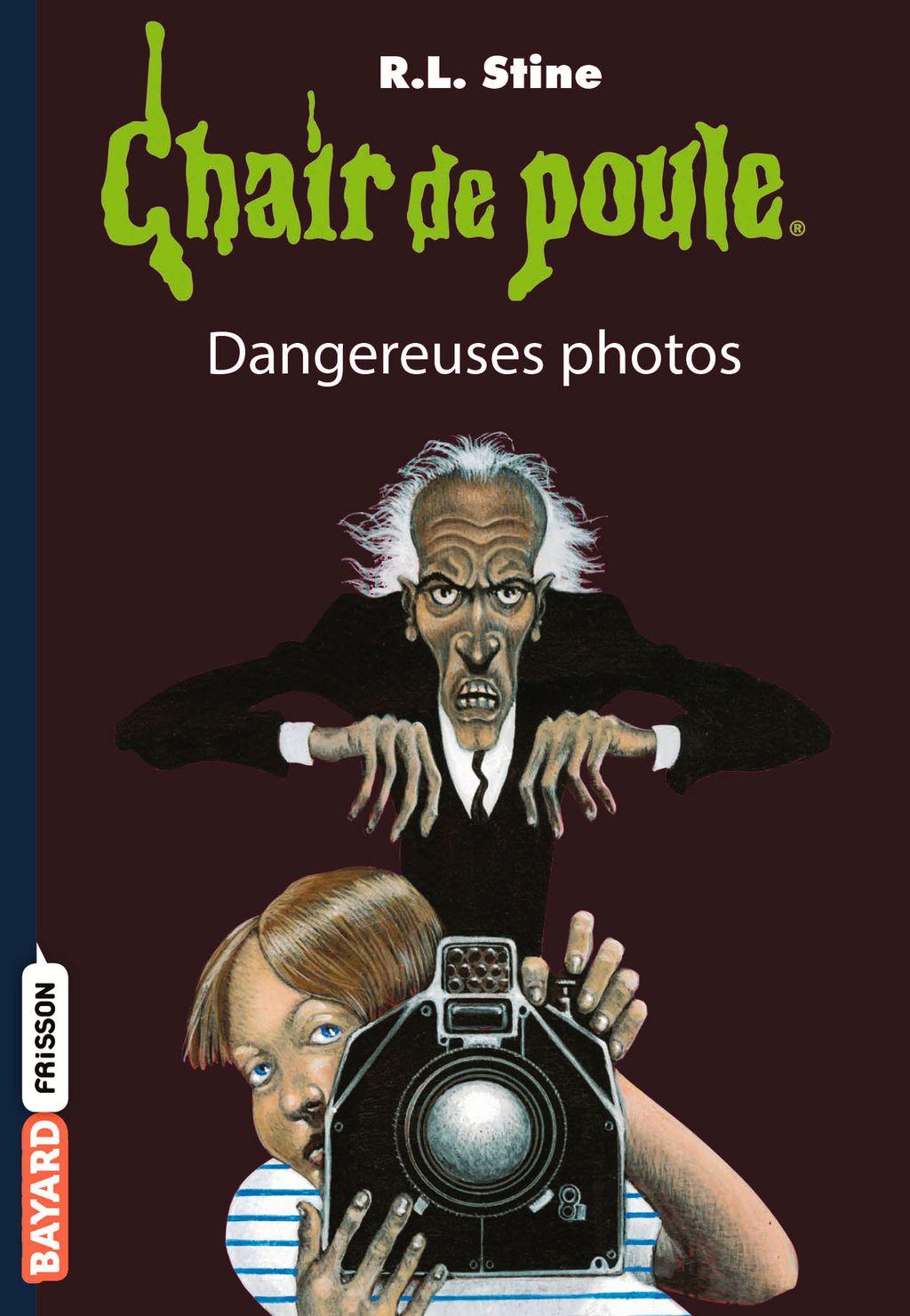 Couverture de «Dangereuses photos»