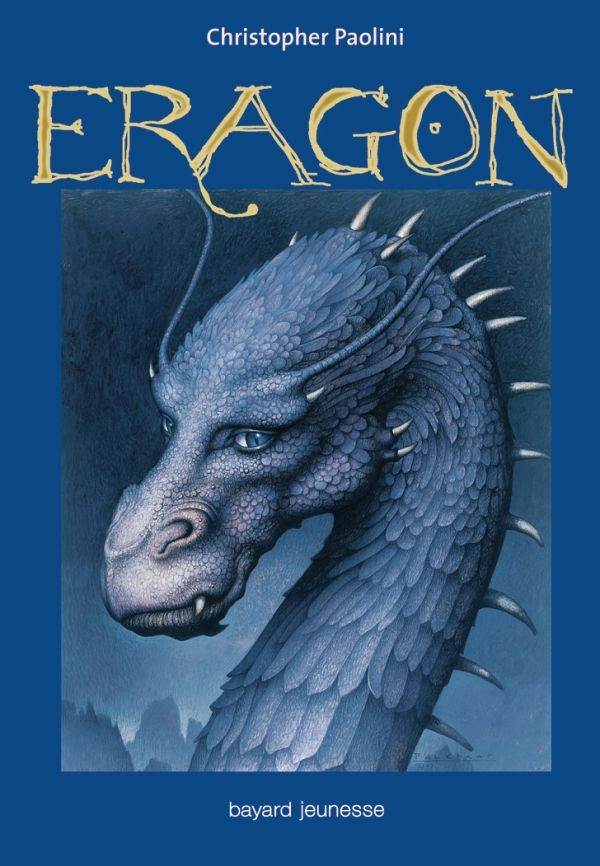 Couverture de « Eragon »