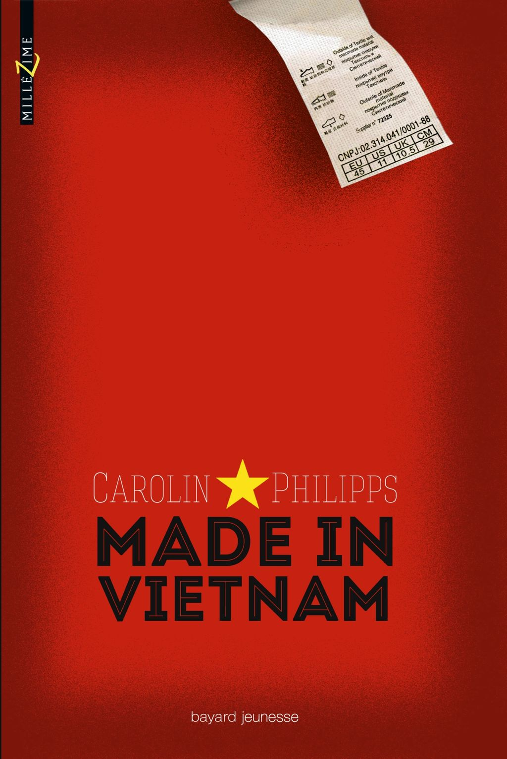 Couverture de « Made in Vietnam »