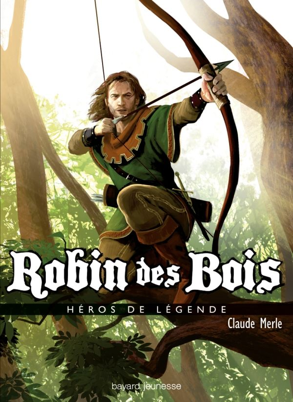 «Robin des bois» cover
