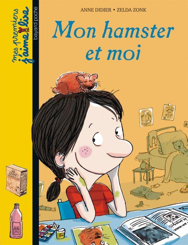 Couverture de «Mon hamster et moi»