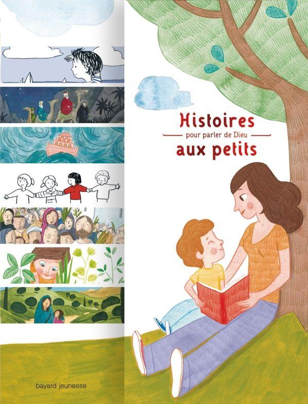 «Histoire pour parler de Dieu aux petits» cover