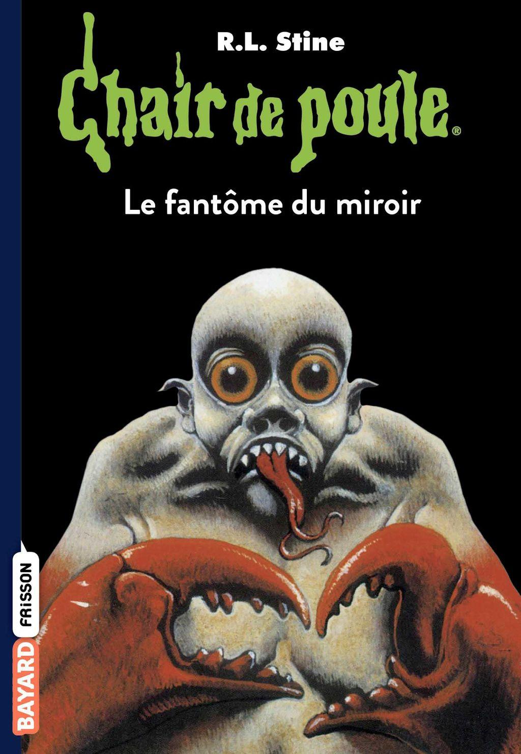 Couverture de «Le fantôme du miroir»