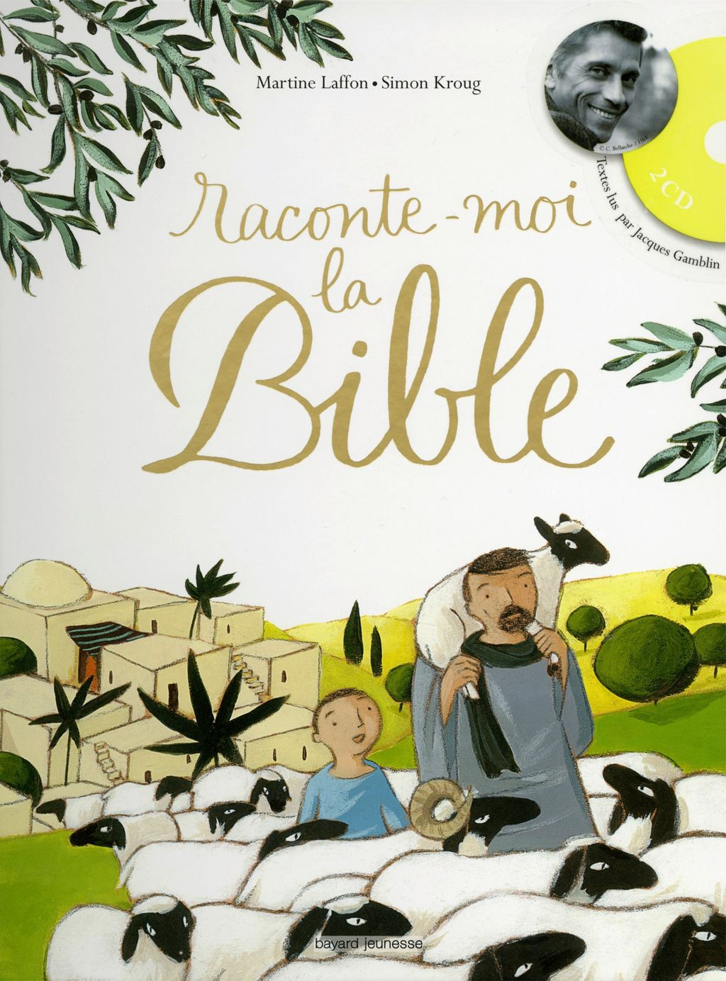 « Raconte-moi la Bible » cover