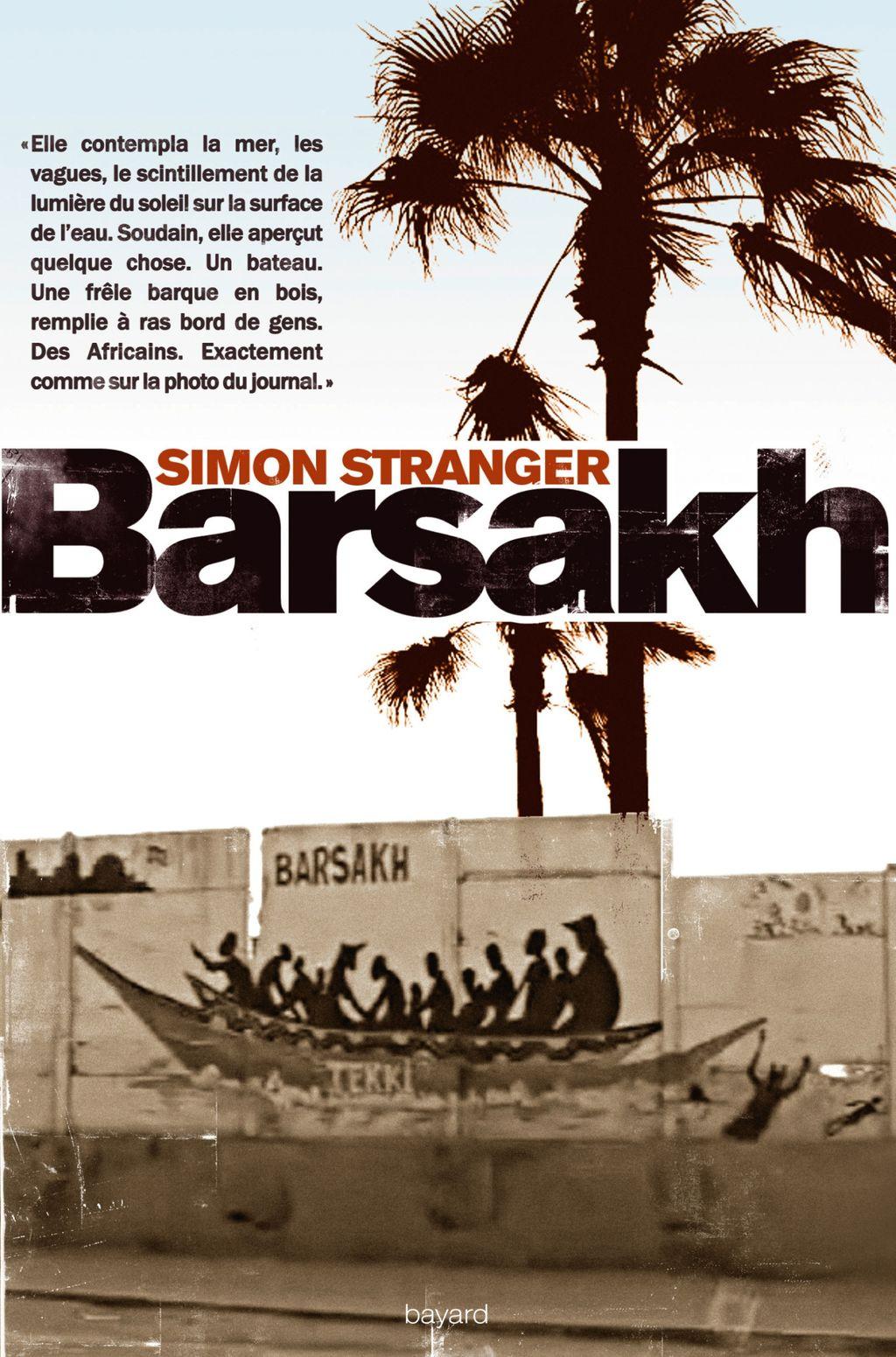Couverture de «Barsakh»