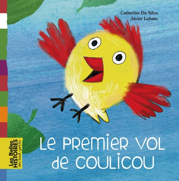 Couverture de « Le premier vol de Coulicou »