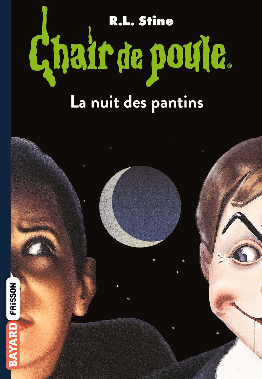 Couverture de «La nuit des pantins»