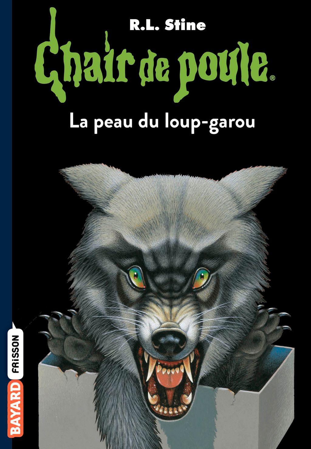 Couverture de «La peau du loup garou»