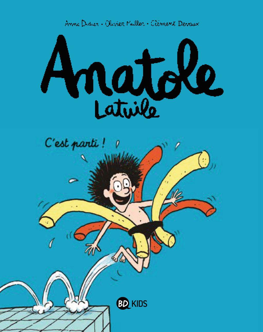«C'est parti !» cover
