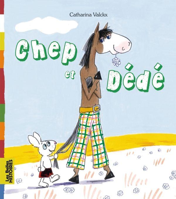 «Chep et Dédé» cover