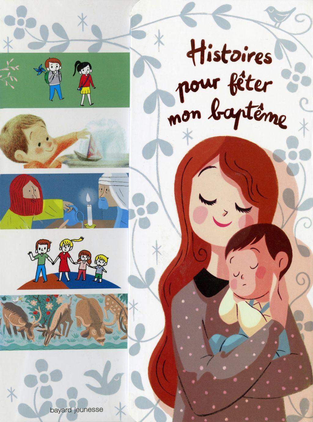 Couverture de «Histoires pour fêter mon baptême»